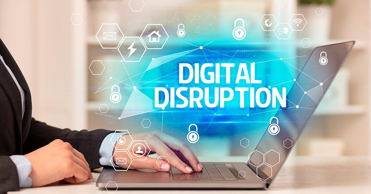 transformación digital - UTEC - Disrupción digital