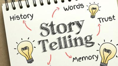 Storytelling - Innovation Roadmap