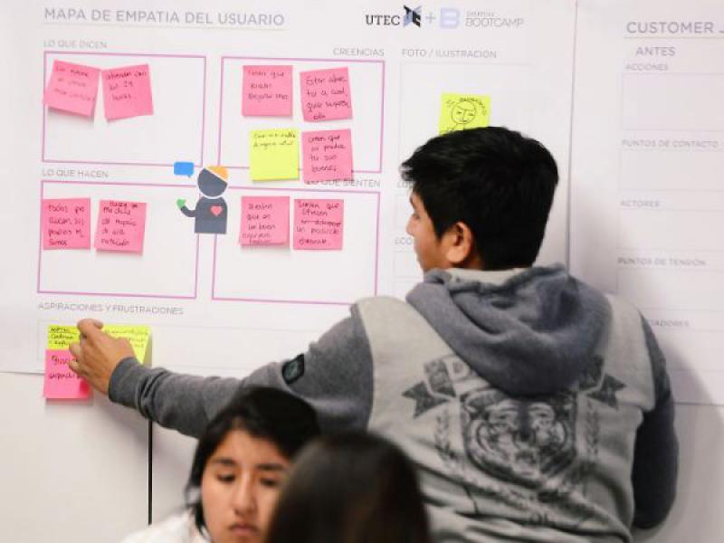 desarrollar productos y soluciones exitosas gracias al conocimiento