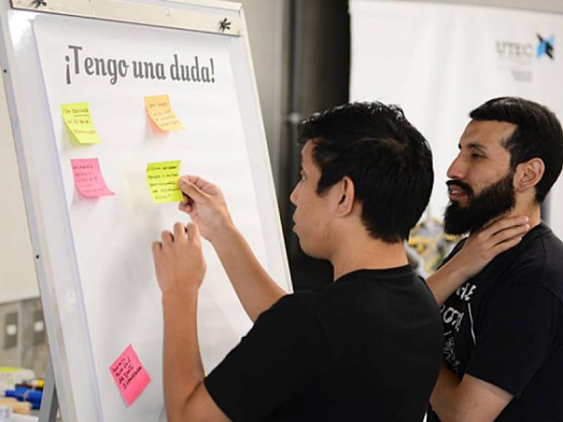Taller en Proyectos Ágiles con Scrum, innovación