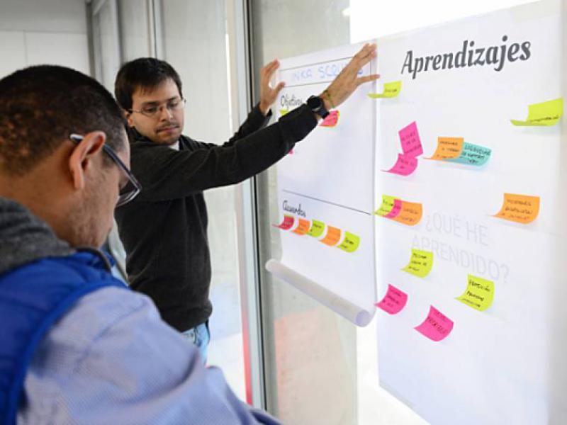 Taller en Proyectos Ágiles con Scrum, desarrollo