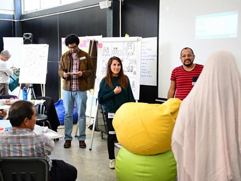 """Enlazar innovación y """"design thinking"""""""