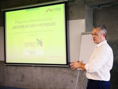 Programa Internacional en Gestión de Gas y Petróleo