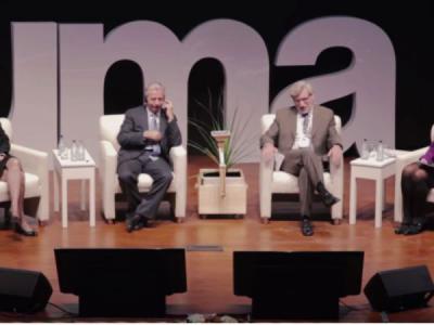 Cumbre Internacional de Ingeniería, Piero Ghezzi, Jaime Saavedra