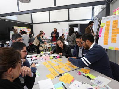 """Conocer qué es el """"design thinking"""""""