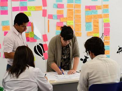 Taller Internacional: Innovación con Design Thinking Módulo