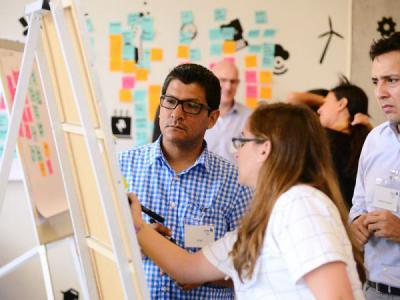Taller Internacional Innovación con Design Thinking