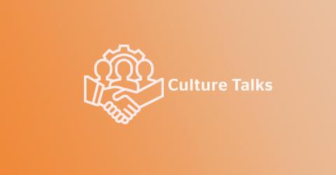 Culture Talks - cultura organizacional
