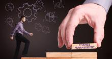 gestión del cambio empresarial