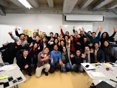"""UTEC e Innovationship Silicon Valley logran la primera promoción de """"Agentes de innovación"""" en el Perú"""